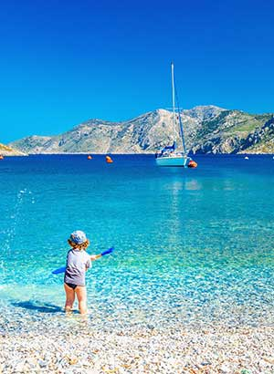 Vakantiebestemmingen met kinderen: Kreta