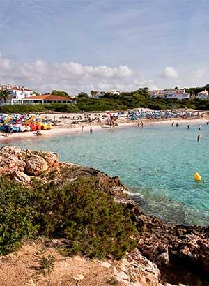 Vakantiebestemmingen met kinderen: Menorca