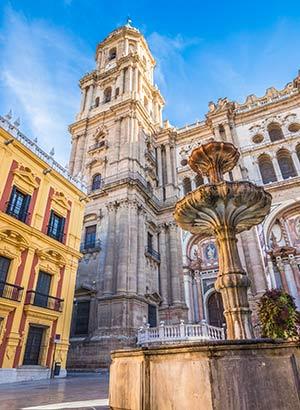 Vakantiebestemmingen Spanje, Málaga