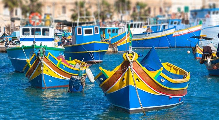 Wat te doen Malta: Marsaxlokk