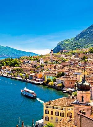 Autovakantie bestemmingen: Gardameer, Italië