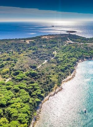 Autovakantie bestemmingen: Istrië, Kroatië