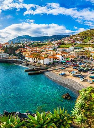 Eilanden herfstvakantie: Madeira