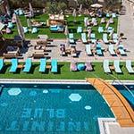 Infinity Blue Boutique Hotel, Kreta