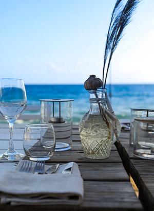 Leukste restaurants Curaçao: Bij Blauw