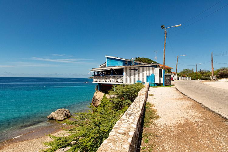Restaurants Curaçao: Blue Sunset View