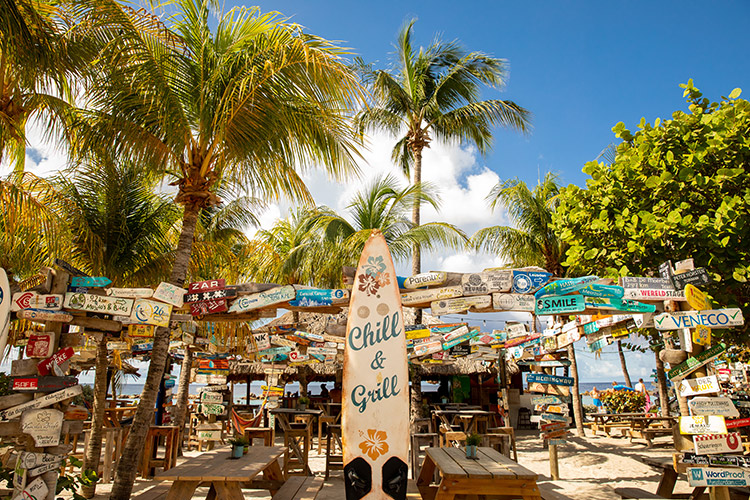 Restaurants Curaçao: Chill & Grill