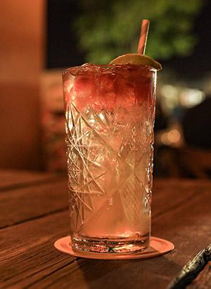 Restaurants Curaçao: cocktail