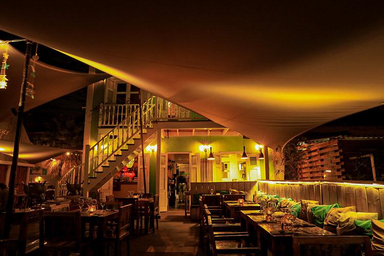 Leukste restaurants Curaçao: Ginger