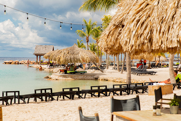 Restaurants Curaçao: Hemingway Beach