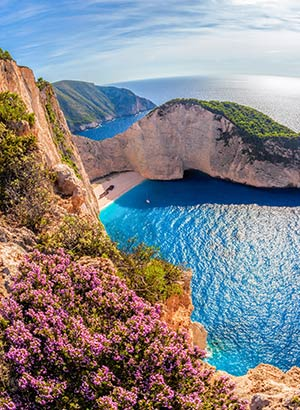 Welk Griekse eiland, Zakynthos