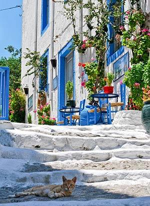 Welke Griekse eilanden; Kos
