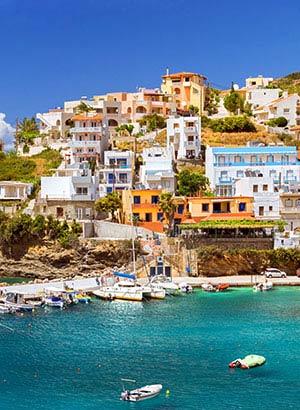 Welke Griekse eilanden, Kreta