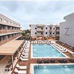The Z Club - New Generation Hotel, Kreta
