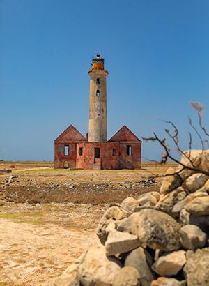 Dagtrip Klein Curaçao: vuurtoren
