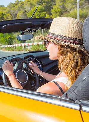 Corona vakantie voorbereiden: auto