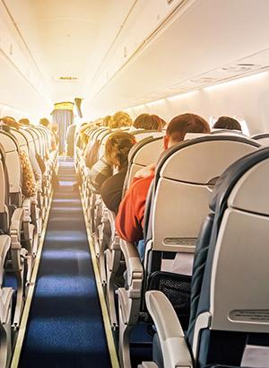 Corona vakantie voorbereiden: vlucht