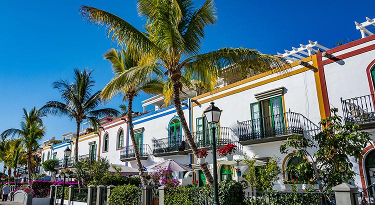 doen op Gran Canaria