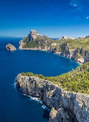 Excursies Mallorca: Cap Formentor