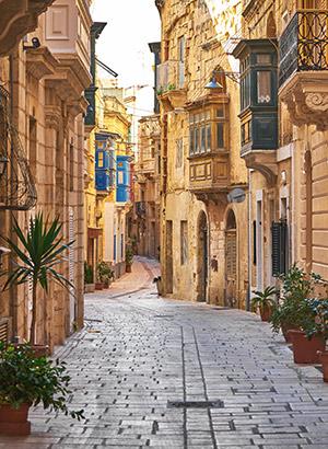 Minder bekende eilanden Middellandse Zee: Malta