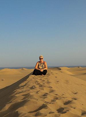 Wat te doen op Gran Canaria: duinen van Maspalomas
