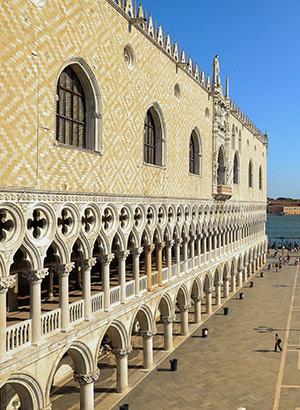 Bezienswaardigheden Venetië: Doge Paleis