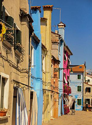 Doen in Venetië, Burano