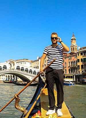 Doen Venetië, gondeltocht