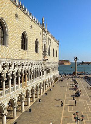 Doen Venetië, San Marco-plein