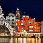 Bezienswaardigheden Venetië: Hotel Rialto