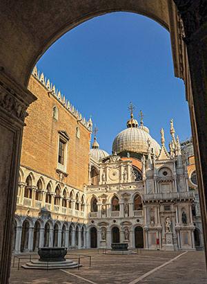 Vakantie Venetië in coronatijd