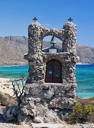 Elafonissi Beach Kreta