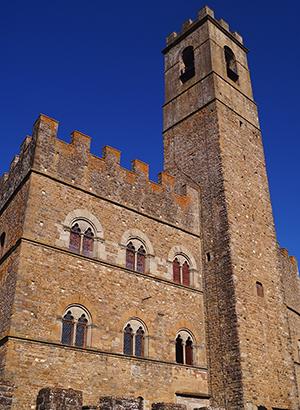 Wie is de Mol? Toscane - Kasteel van Poppi