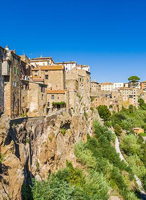 Wie is de Mol? Toscane - Pitigliano