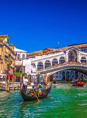 Bezienswaardigheden Venetië: Rialtobrug