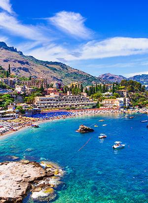Last minute bestemmingen nazomer: Italië, Sicilië