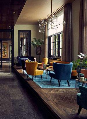 Bijzondere hotels Nederland: The College Hotel Amsterdam
