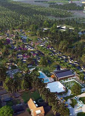 Last minute herfstvakantie Nederland: EuroParcs Resort Kaatsheuvel