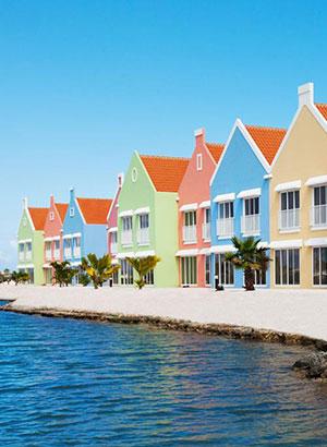 Mooiste hotels Bonaire, Courtyard by Marriott Bonaire