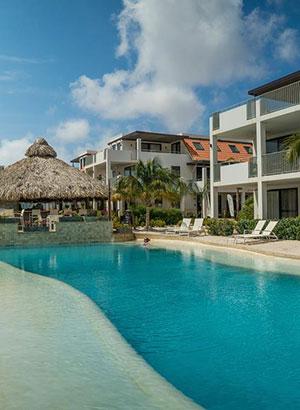 Mooiste hotels Bonaire, Resort Bonaire