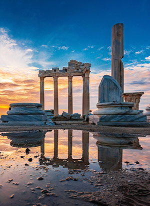 All Inclusive meivakantie, Turkije