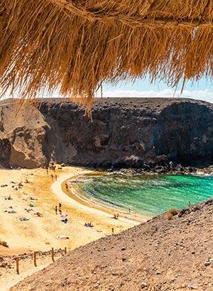 Lanzarote met kinderen: kindvriendelijke stranden