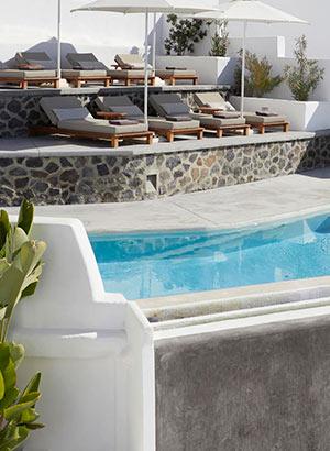 Boutique hotels Santorini: Senses Boutique