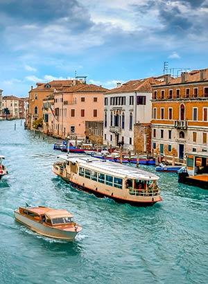 Stedentrip Venetië tips: vervoer