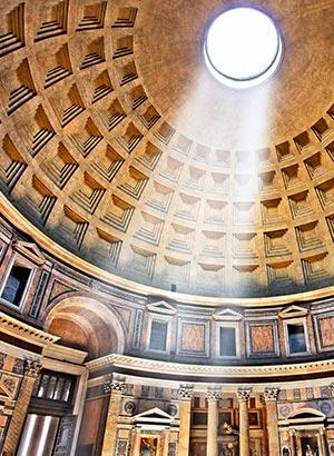 Bezienswaardigheden Rome: Pantheon