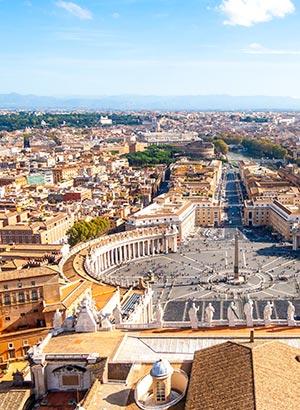 Bezienswaardigheden Rome: Vaticaanstad
