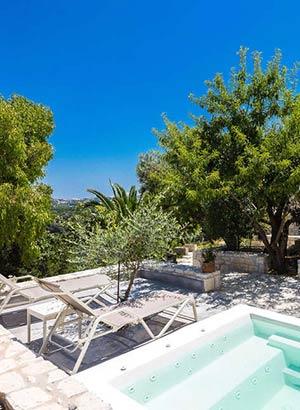 Boutique hotels Kreta: Dalabelos