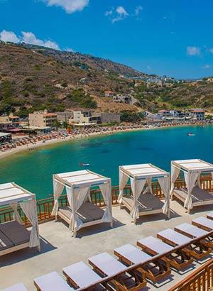 Mooiste boutique hotels Kreta: Lygaria