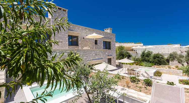 Mooiste boutique hotels Kreta