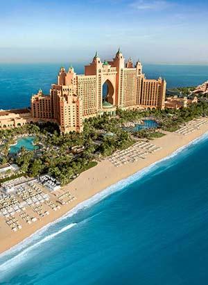 Aquaventure Dubai Waterpark: Atlantis The Palm